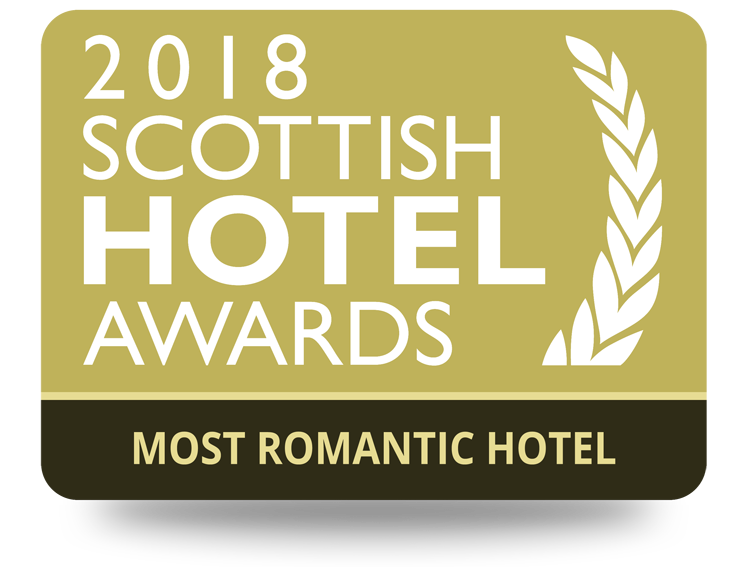 2018 Scottish Hotel Award - Best Romantic Hotel